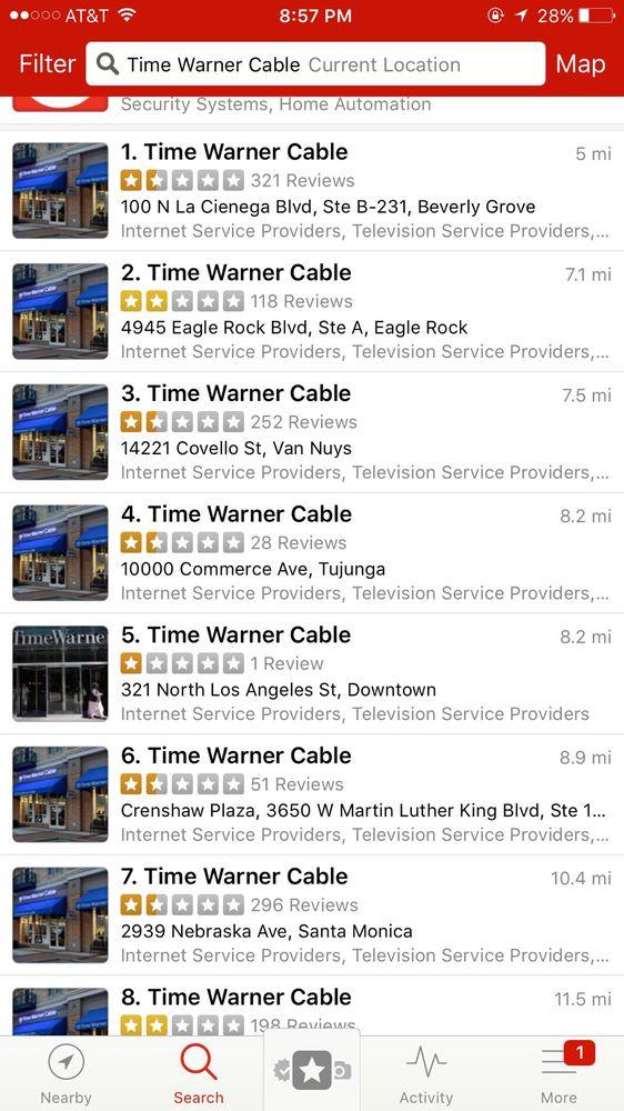 Time Warner Cable Van Nuys Blvd: New address: 8000 Van Nuys Blvd. Van Nuys CA 91502 - Yelprh:yelp.com,Design