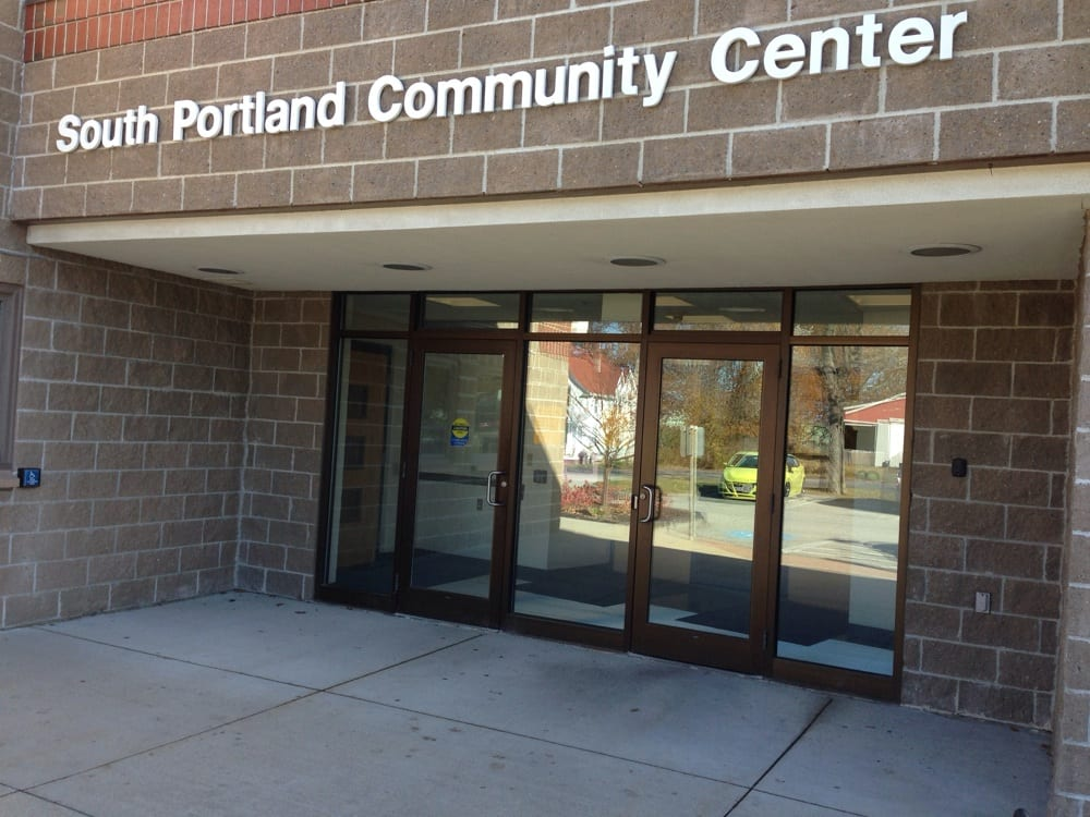 South Portland Community Center: 21 Nelson Rd, South Portland, ME