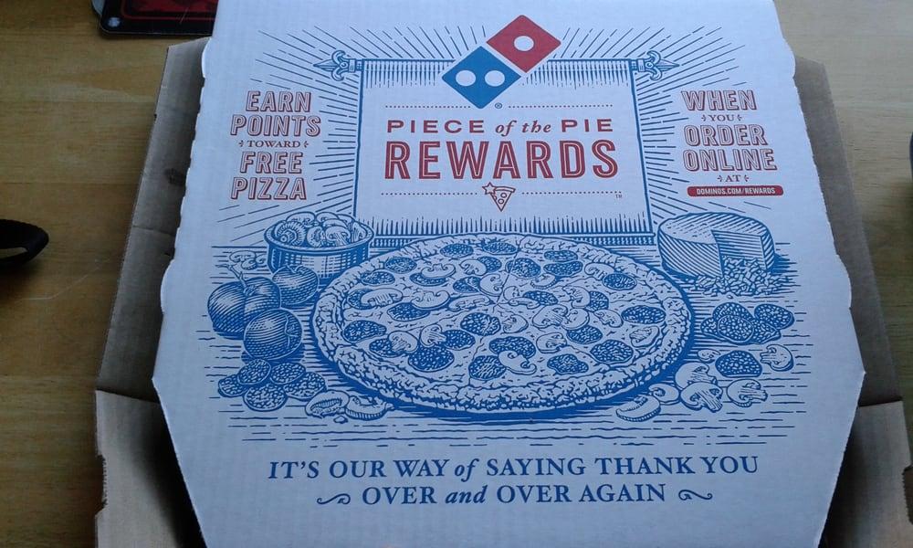 Domino's Pizza: 12622 Highway 2, Airway Heights, WA