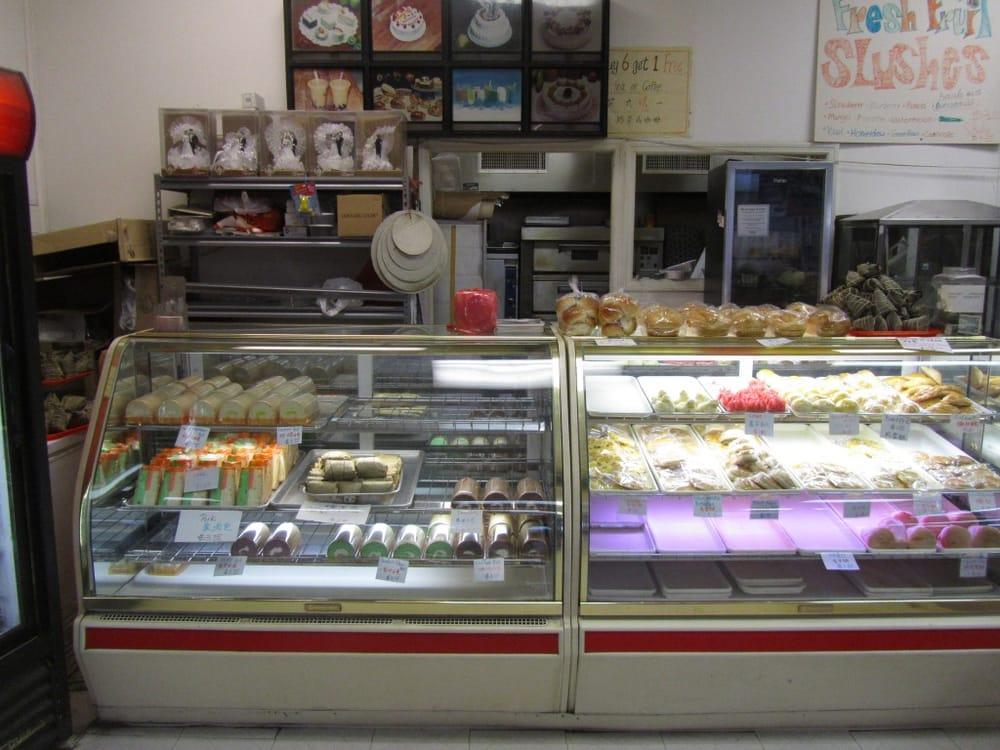 New Asia Bakery