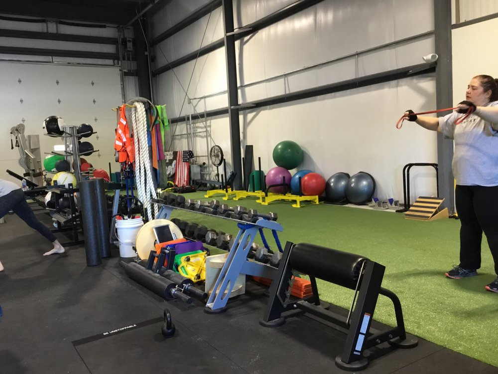 Social Spots from K & M Weightlifting