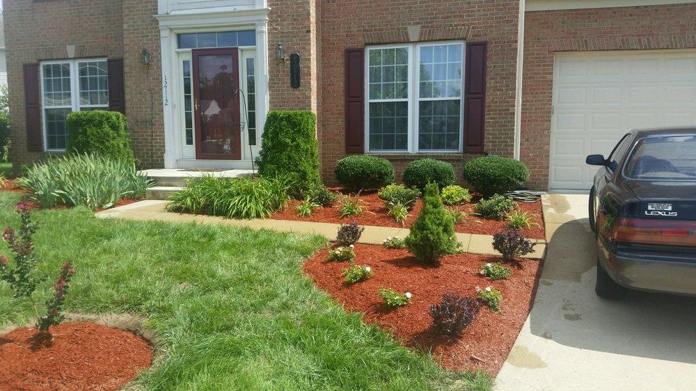 Distinct Lawnscapes: Charlotte Hall, MD