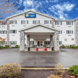 Photo Of Comfort Inn Conference Center Tumwater Olympia Wa United States