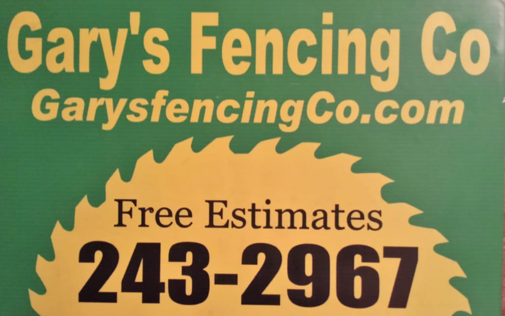 Gary's Fencing