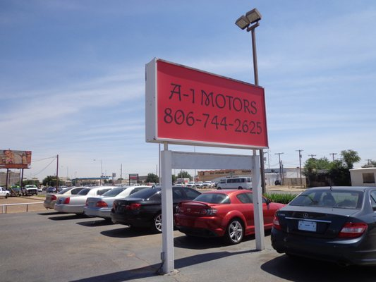Photo of A-1 Motors - Lubbock, TX, United States