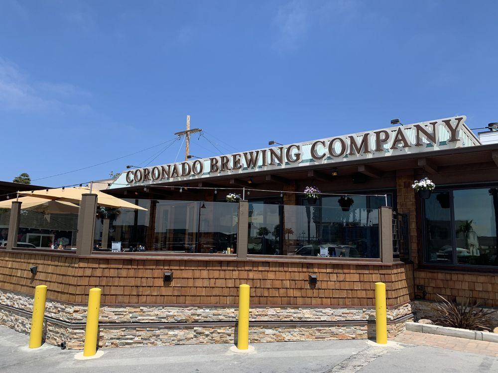 Coronado Brewing Company: 875 Seacoast Dr, Imperial Beach, CA