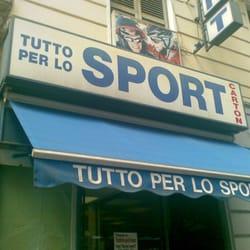 6bde479318d6c Tutto per Lo Sport - Sporting Goods - Via Torino