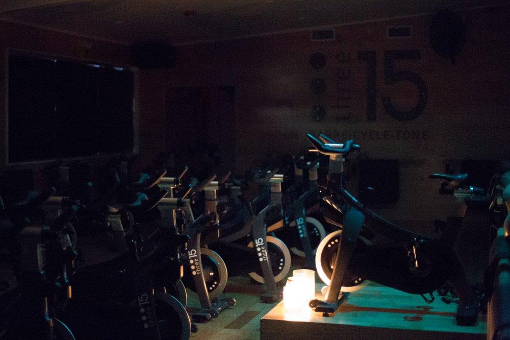 THREE15 CYCLE + BARRE: 1017 Oxmoor Rd, Birmingham, AL