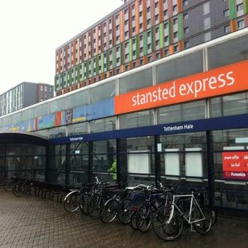 tottenham hale railway station train stations station. Black Bedroom Furniture Sets. Home Design Ideas
