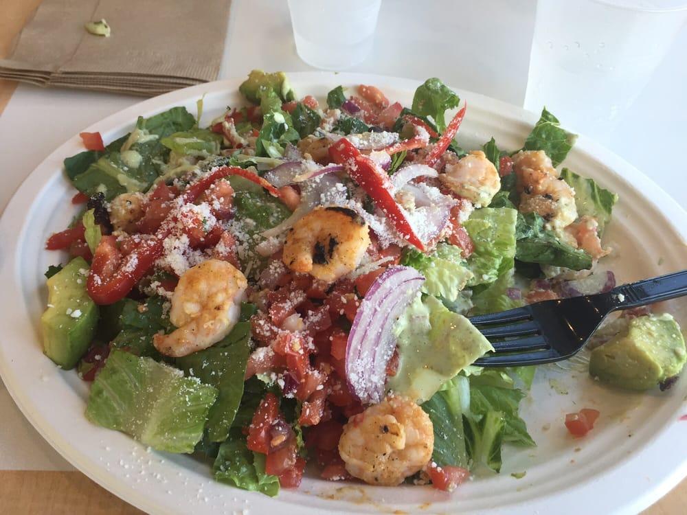 Baja Fresh Restaurant # - Mexican Restaurant in Washington DC