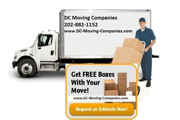 DC Moving Companies: 2500 Q St NW, Washington, DC, DC