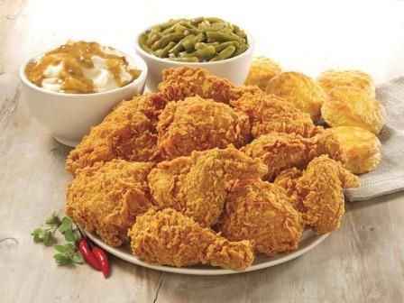 Popeyes Louisiana Kitchen: 2207 South I-45, Corsicana, TX