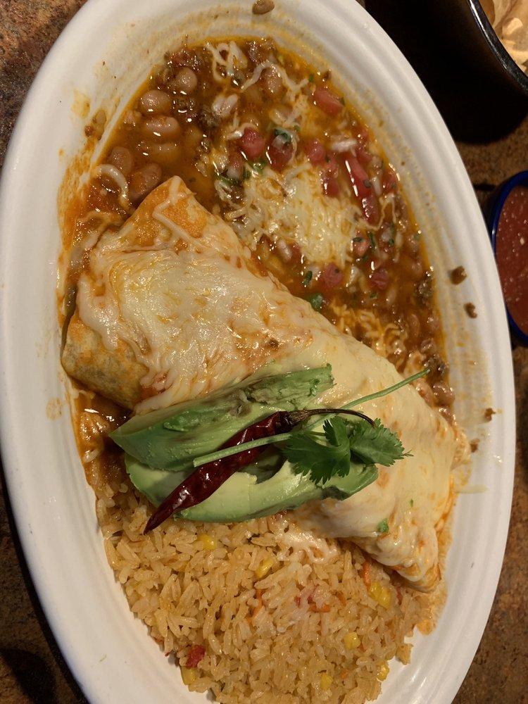 La Parrilla Mexican Restaurant: 1332 West Taylor St, Griffin, GA