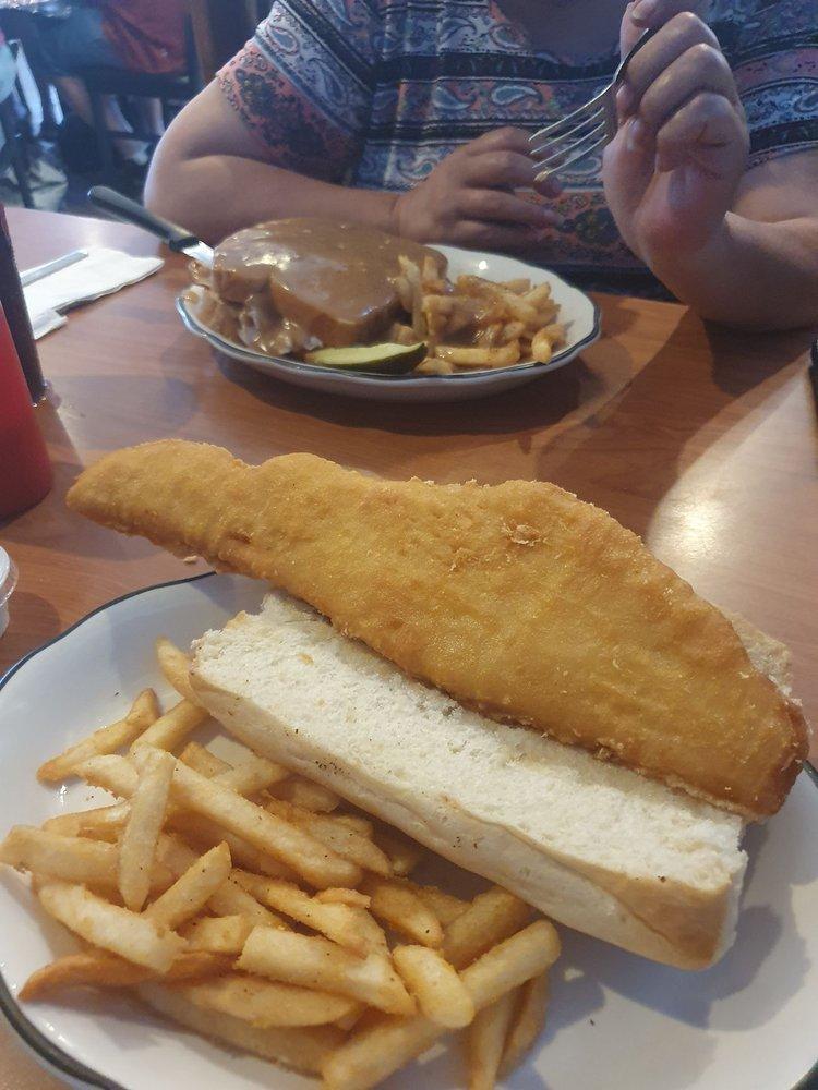 The North Star Family Restaurant: 114 Church St, Alexandria Bay, NY