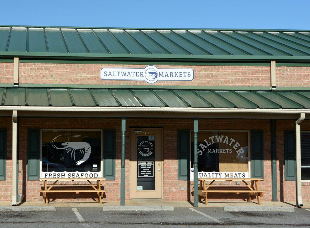Saltwater Markets