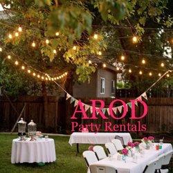 Foto Zu AROD Party Rentals
