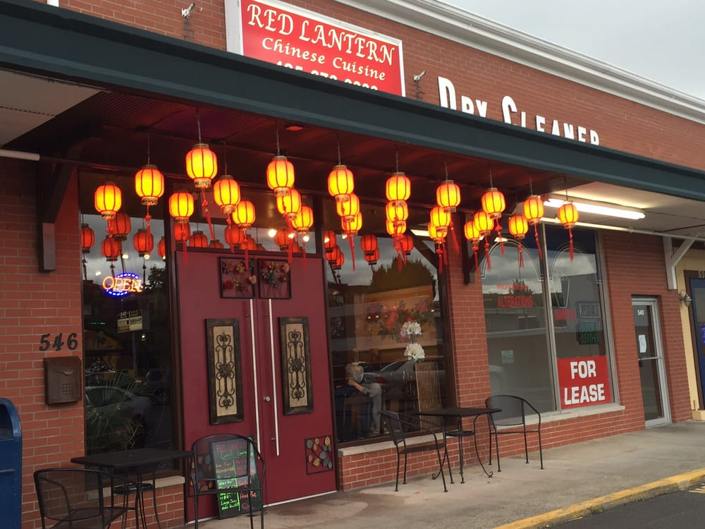 Red Lantern Chinese Restaurant Seattle