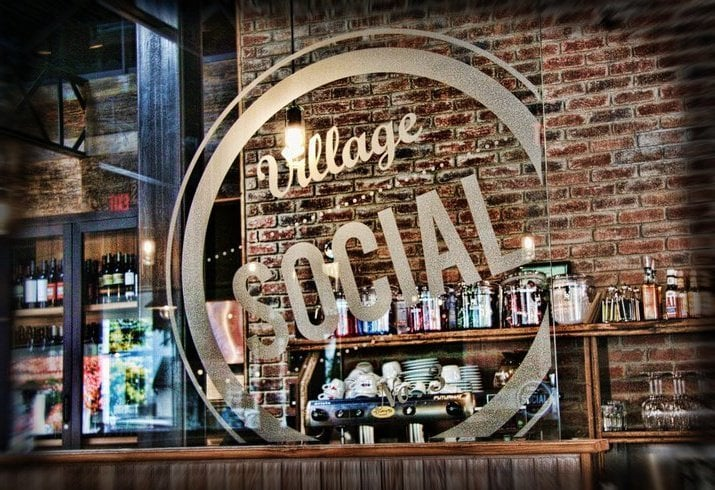 Village Social Kitchen Bar Mount Kisco Ny