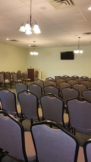 Omega Funeral Service & Crematory: 2120 May Dr, Burlington, NC