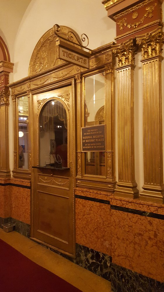 Columbus Theatre: 270 Broadway, Providence, RI