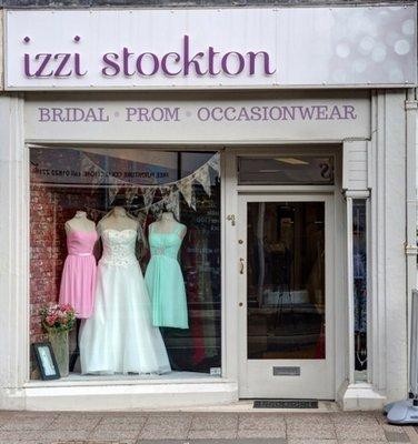 Photo Of Izzi Stockton Bridal Taunton Somerset United Kingdom