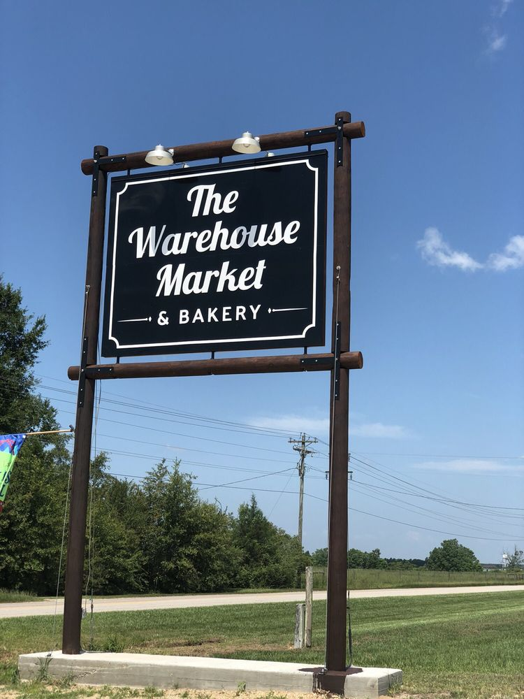 The Warehouse Market & Bakery: 5080 Jack Springs Rd, Atmore, AL