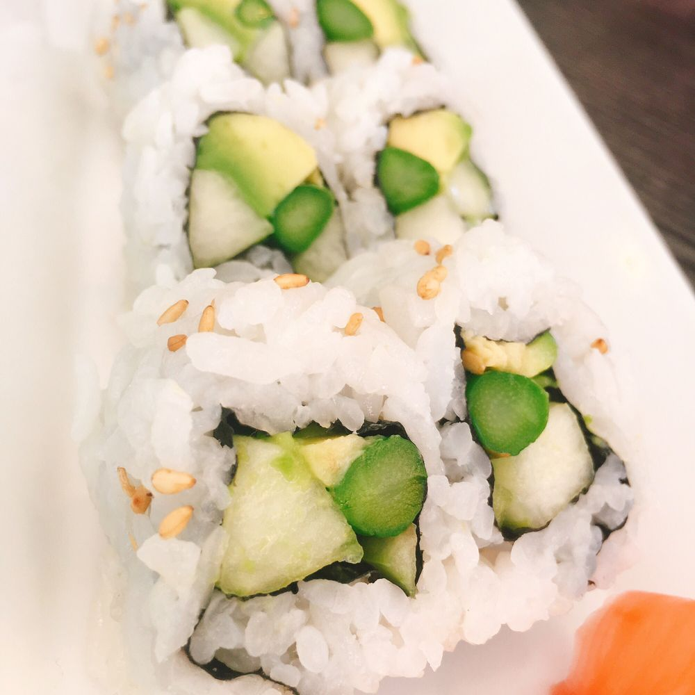 Hiro Hibachi Express and Sushi: 13204 Market Square Dr, Fishers, IN
