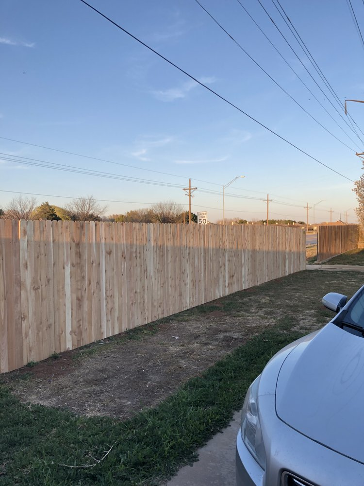 All-State Fence & Supply: 12116 Slide Rd, Lubbock, TX