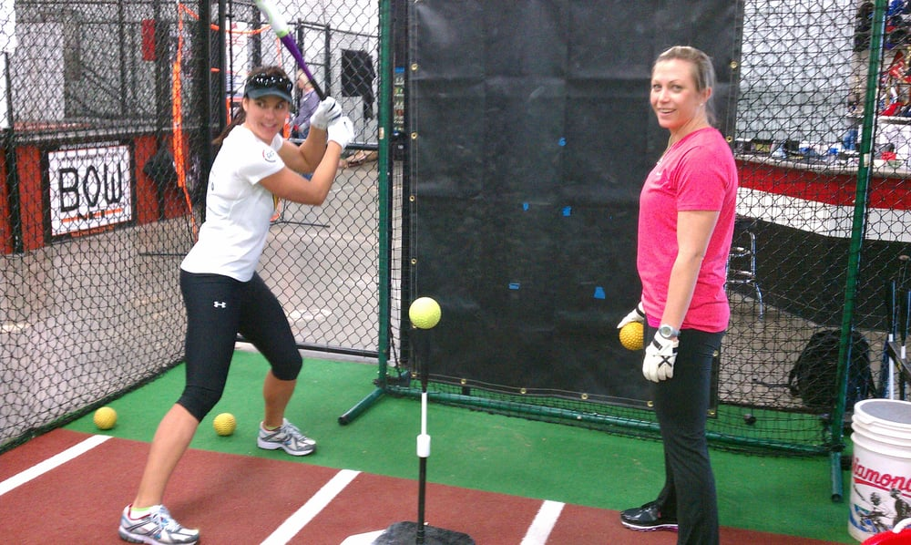 Boost Your Average Batting Cages