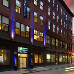 Photo Of Holiday Inn Express Suites Boston Garden Ma United States