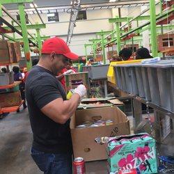 UYE: Houston Food Bank Volunteer Day! - Unofficial Yelp