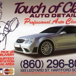 Photo Of Touch Cl Auto Detail Hartford Ct United States