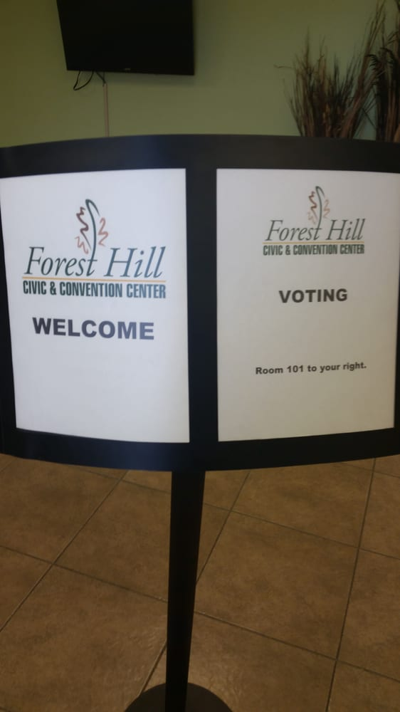 Forest Hill Civic & Convention Center