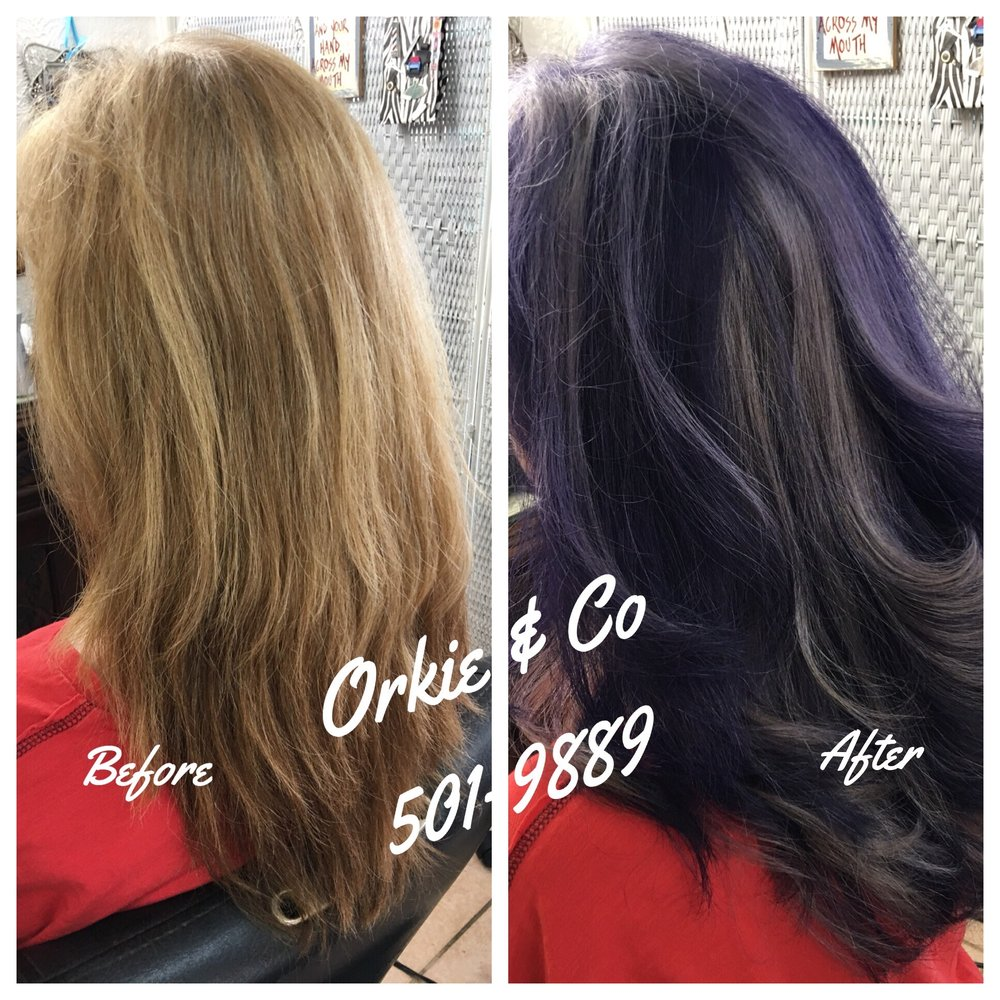 Photo of Orkie & Co Hair And Nails: Milton, FL