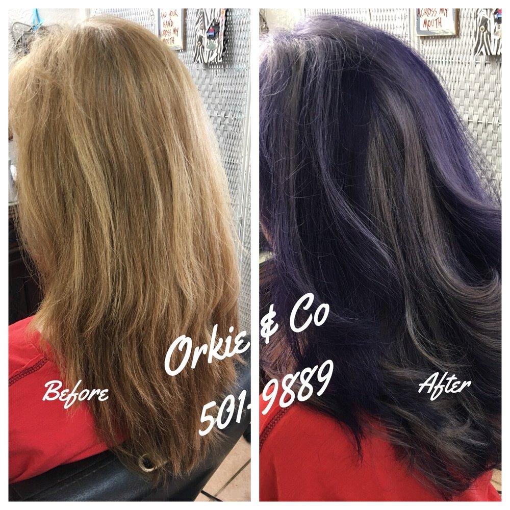Orkie & Co Hair And Nails: 5197 Stewart St, Milton, FL