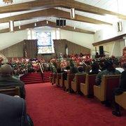 Mt Zion Baptist Church in San Bernardino, CA with Reviews ...