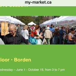 bloor borden farmers market bondmarknader 365 lippincott street toronto on kanada. Black Bedroom Furniture Sets. Home Design Ideas