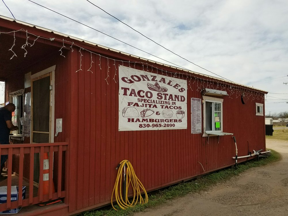 Gonzales Taco Stand: 500 N Main St, Dilley, TX