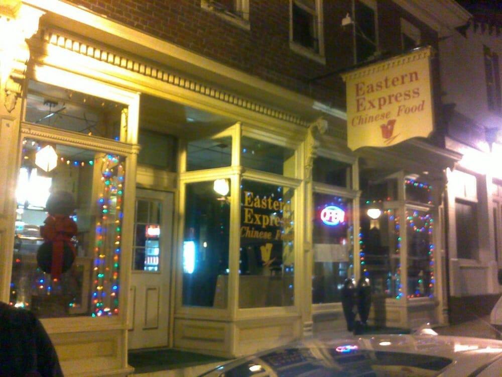 Eastern Express: 109 E Main St, Frostburg, MD