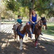 Horsen Around - Horseback Riding - 10682 Meads Ave, Orange