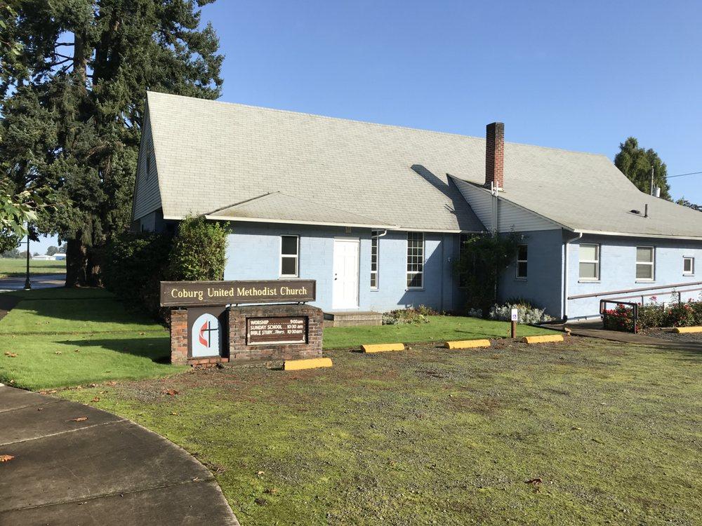 Coburg United Methodist Church: 91193 N Willamette St, Eugene, OR
