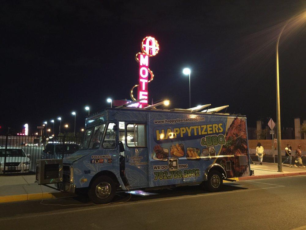 Happytizers & BBQ: 1013 Ironwood Dr, Las Vegas, NV