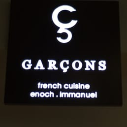 Photos for gar ons yelp for Garcons restaurant singapore