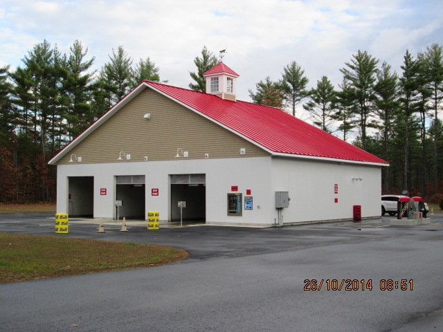Top Cat Car Wash: 760 Route 16, Ossipee, NH
