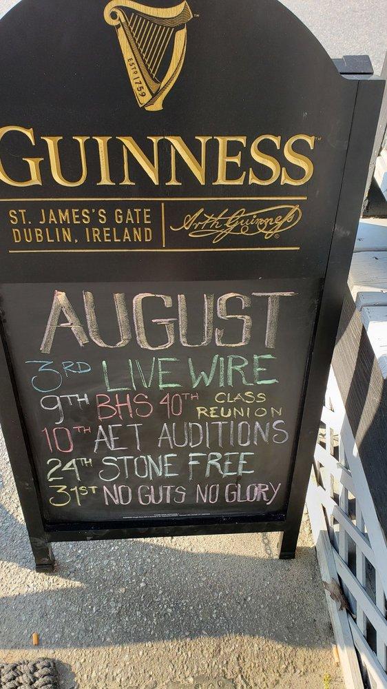 O'Donoghue's Pub: 103 Pleasant St, Brunswick, ME
