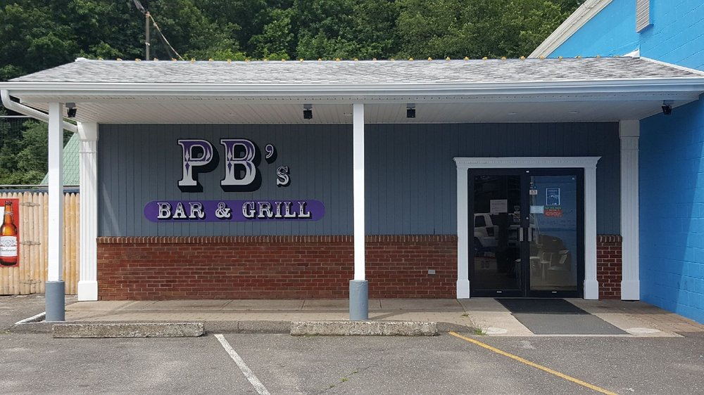 PB's Bar & Grill: 180 Watertown Rd, Thomaston, CT