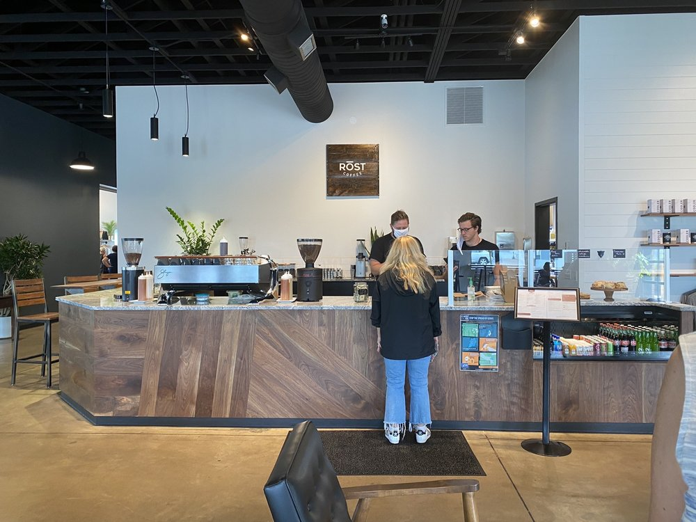 Rōst Coffee: 107 E 2nd St, Chillicothe, OH