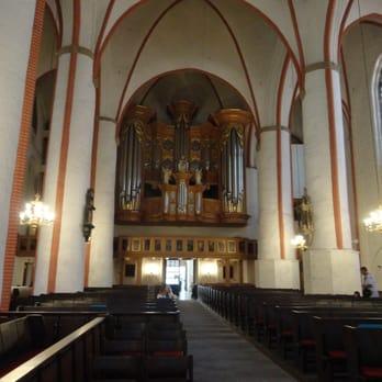 Hamburg Jacobi Kirche Cafe