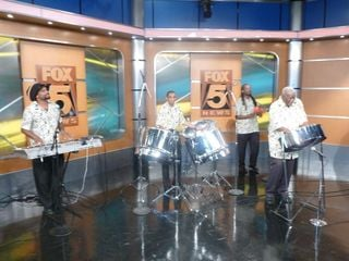 Caiso Steelband: Temple Hills, MD