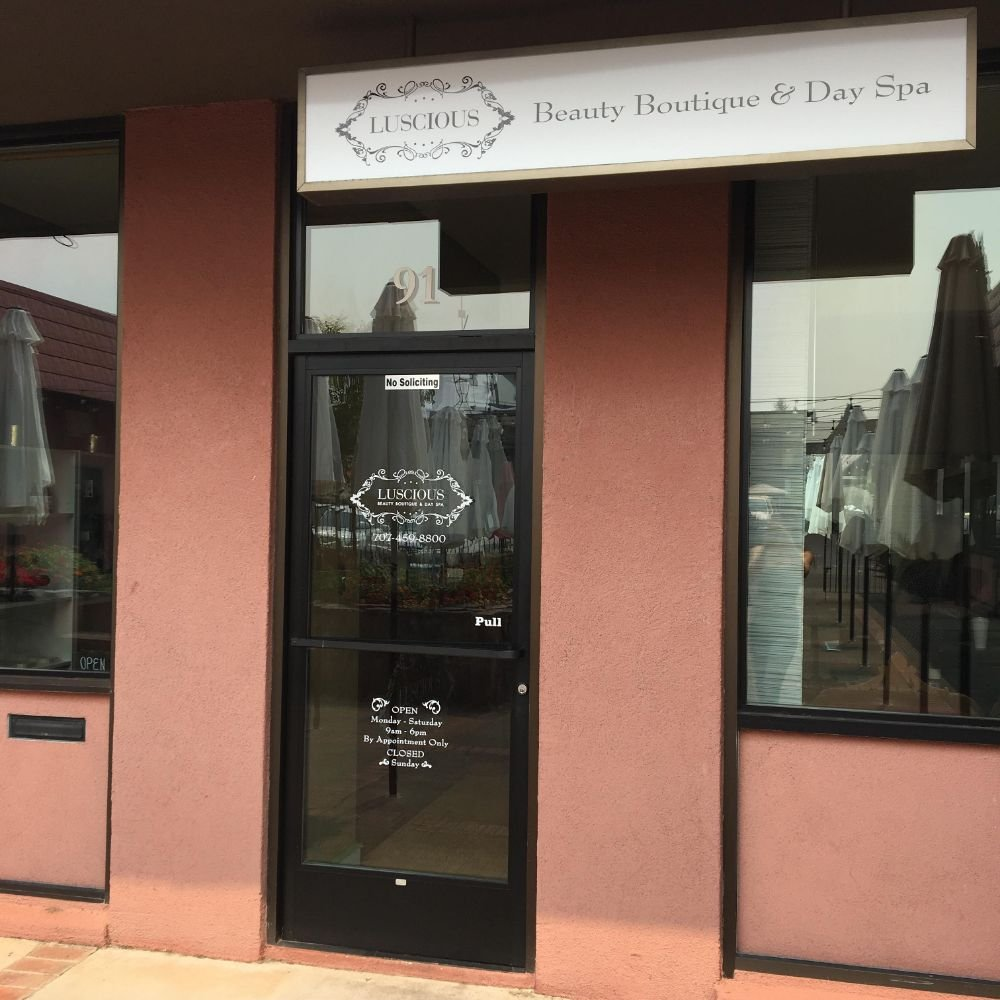 Luscious Beauty Boutique & Day Spa: 91 S Main St, Willits, CA